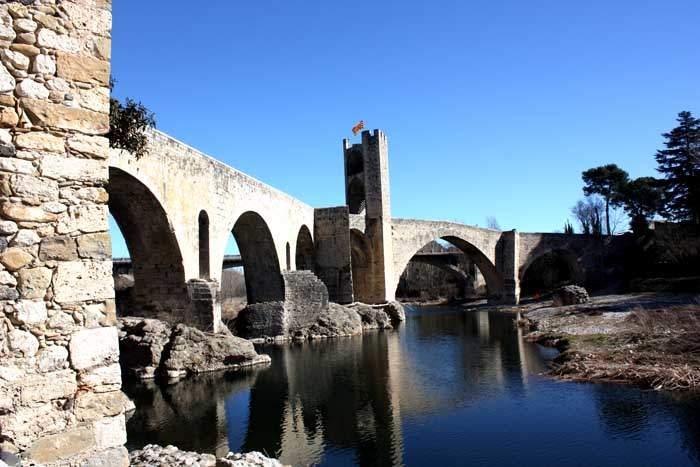 мост Бесалу