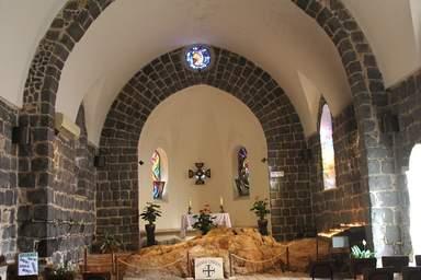 Церковь правопреемства Петра в Табхе