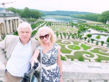 Прекрассные сады Версаля