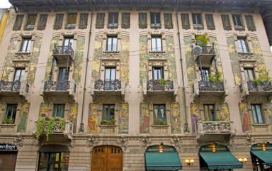 Архитектура Милана
