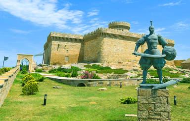 Крепость Надир Гала