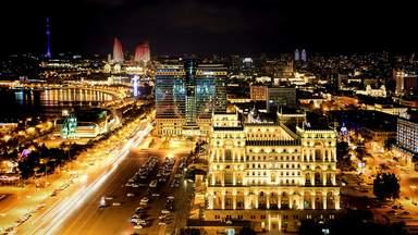 Ночной Баку - 1