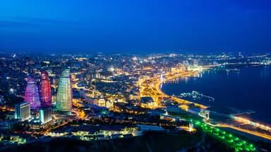 Ночной Баку - 2