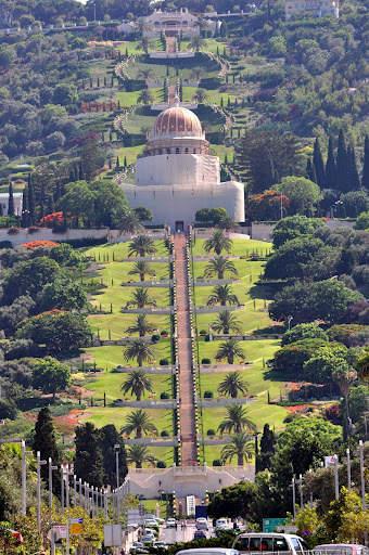 Хаифа - Бахаиские сады