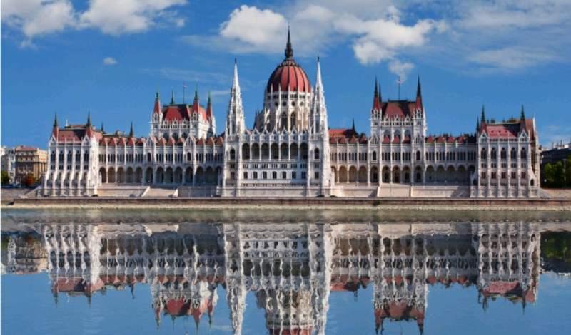 Будапешт.Парламент