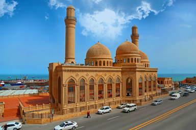 Мечеть Биби Эйбат - 1