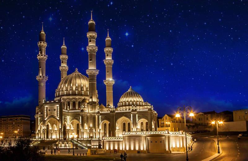 Мечеть Гейдара - 1