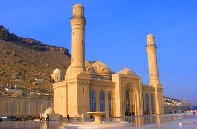 Мечеть Биби Эйбат - 2