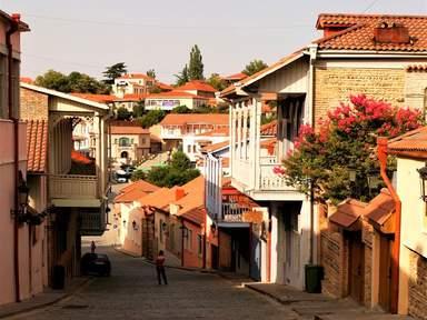 Улицы Сигнаги