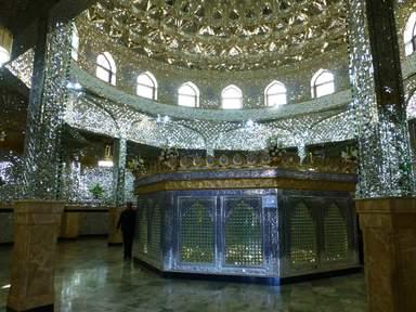 Святилище Мир Мовсум ага