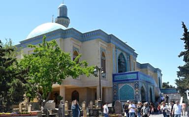 Мечеть Мир Мовсум ага