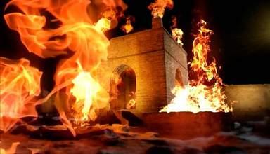 Храм огня - Атешгях