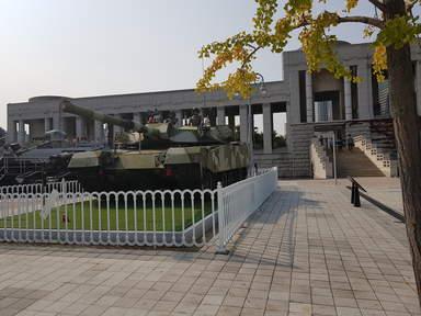 Военный мемориал. Сеул.