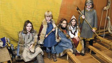 Дети викингов