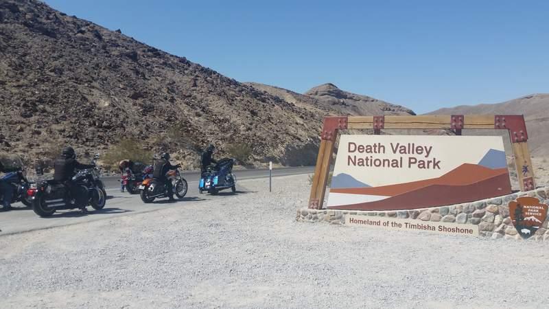 Национальный Парк Долина Смерти
