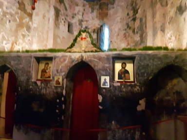 фрески храма Некреси