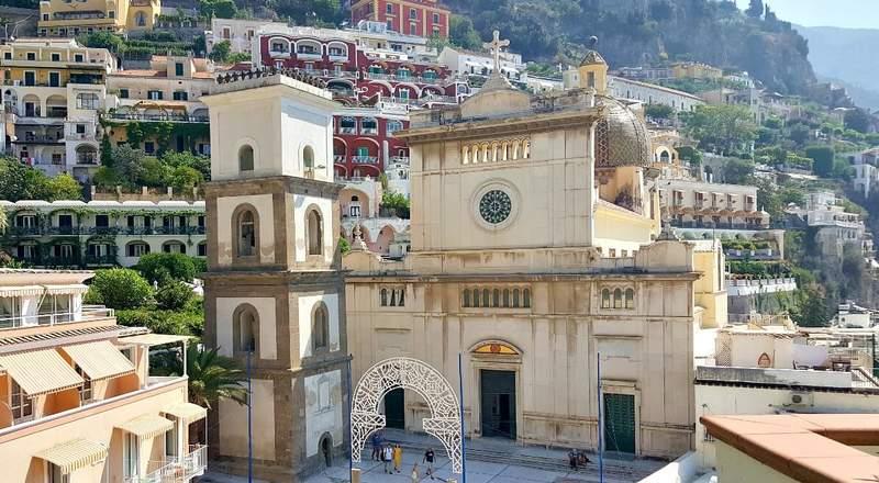 церковь Santa Maria DI Assunta