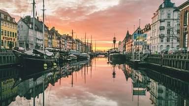 набережная Nyhavn