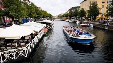 канал Christianshavn