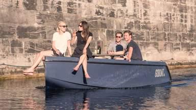 лодка Goboat