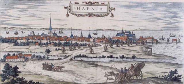 Копенгаген 19 век