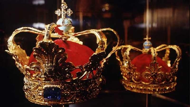 королевская сокровищница