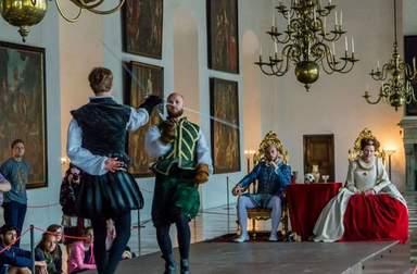 Шекспировский Гамлет