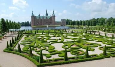 Замок Фредериксборг
