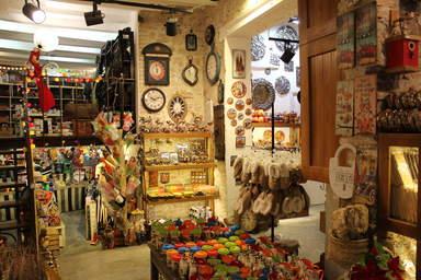 Магазинчик старого города
