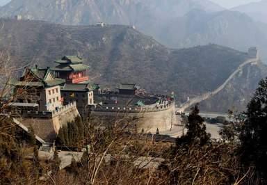 Великая китайкая стена