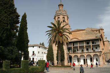 Главная церковь города