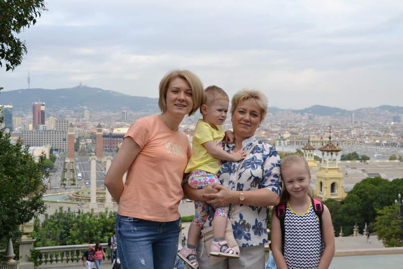 Мои замечательные туристки, перед круизом как раз)
