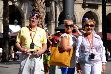 Мои хорошие туристы из Майями!!!