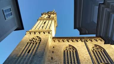 Францисканская Церковь с Прекрасной Зальцбургской Мадонной