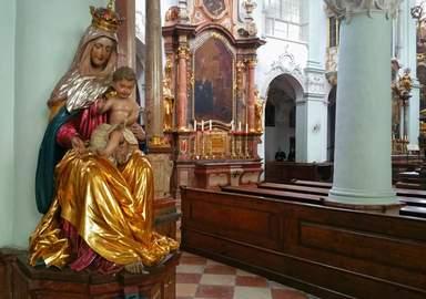 Сакральная Церковь Бенедиктинцев