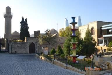 Дворцовая мечеть XV в