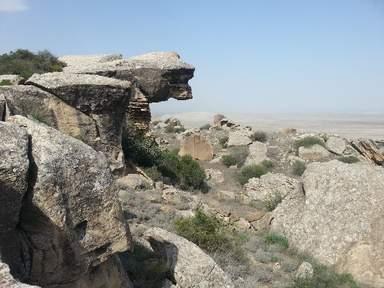 частная экскурсия  'Гобустан - где веет древним ветром далеких эпох!'