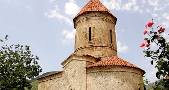 Габала, православная церковь