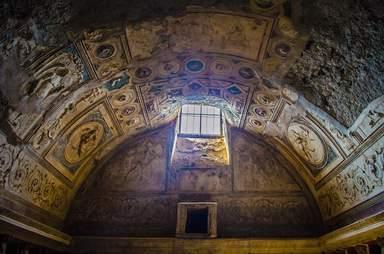 Термы в Помпеях