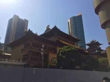Храм Jingan