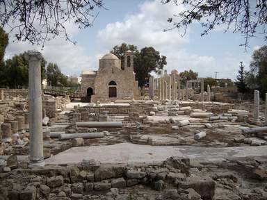 Храм Панагии Хрисополитиссы
