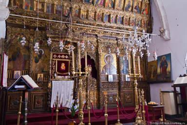 Монастырь Хрисороятиссы