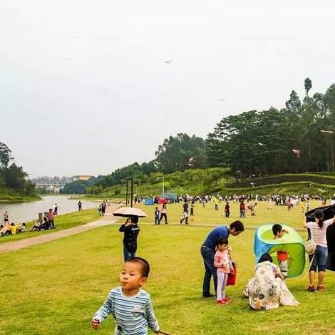 Тур для детей и мам по Гуанчжоу