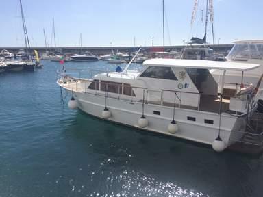 экскурсия  'Морская прогулка на яхте'