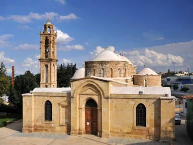 Церковь святых Варнавы и Иллариона