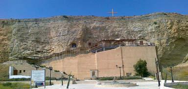 Церковь Панайя Хрисоспилиотисса