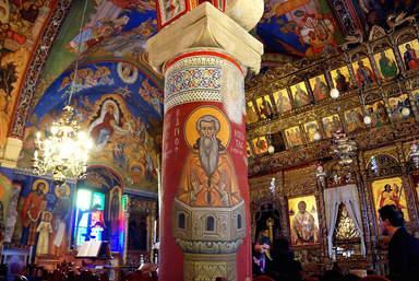 Храм святых Иустины и Киприана