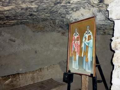 Монастырь Ираклидос