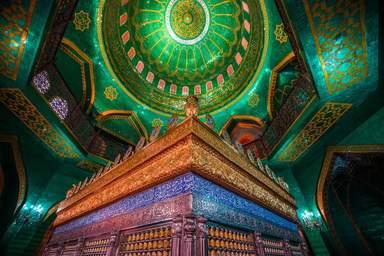 мечеть Биби Эйбят