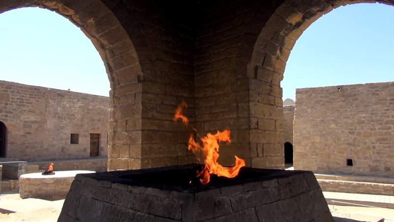 Храм огнепоклонников